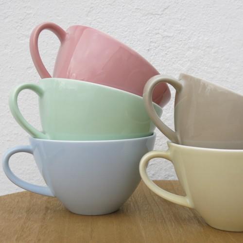arzberg profi cafe au lait tasse powder obertasse pastell. Black Bedroom Furniture Sets. Home Design Ideas