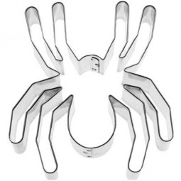 Ausstechform Spinne 9 cm Ausstecher Halloween Birkmann