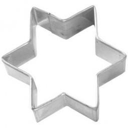 Ausstechform Stern 8 cm Ausstecher Birkmann