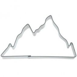 Ausstechform Berge 9 cm Ausstecher Berg Städter