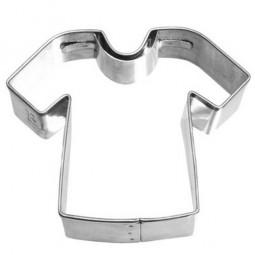 Ausstechform Fußball Trikot 6 cm Ausstecher T Shirt Birkmann