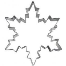 Ausstechform Eiskristall 6,5 cm Ausstecher Kristall Städter