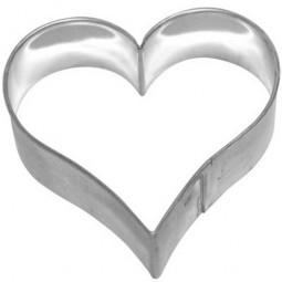 Ausstechform Herz 12 cm Ausstecher Lebkuchen Birkmann