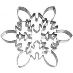 Ausstechform Eiskristall 20 cm Ausstecher XXL Lebkuchen Birkmann
