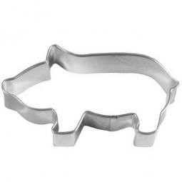 Ausstechform Schwein 6 cm Ausstecher Glücksschwein Birkmann