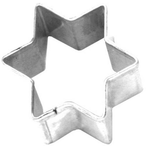 Ausstechform Norwegerstern 5 cm Ausstecher Stern Birkmann