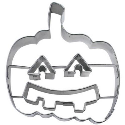 Ausstechform Kürbis 5 cm Ausstecher Halloween Städter