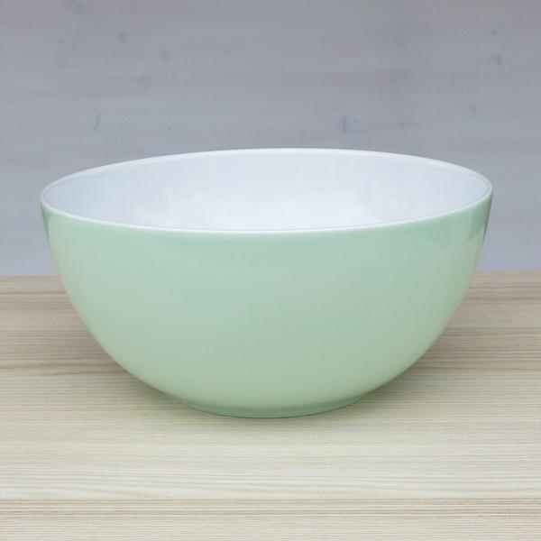 Arzberg Tric Schüssel 21 cm hellgrün rund Porzellan grün