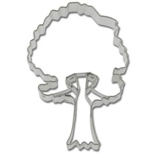 Ausstechform Baum 7 cm Ausstecher Städter