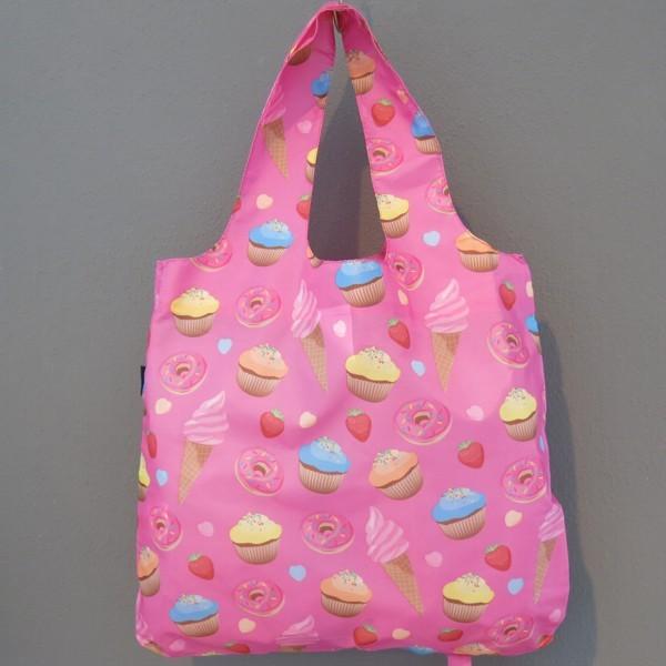 Envirosax Tasche Sweet Treats Cupcake Donut bag Falt Shopper