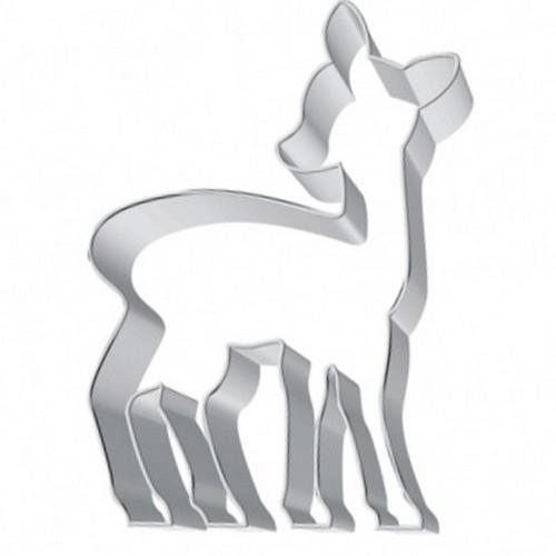 Ausstechform Reh 6 cm Ausstecher Bambi Birkmann
