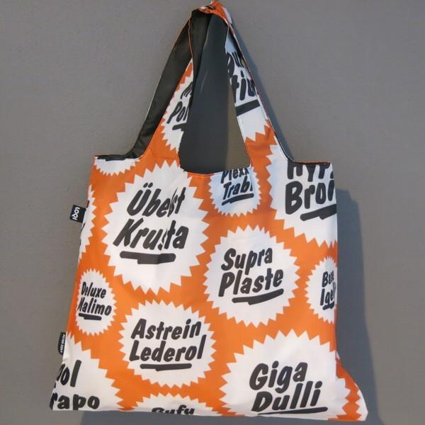 LOQI Tasche TYPE Mega Einkaufstasche bag Falt-Shopper