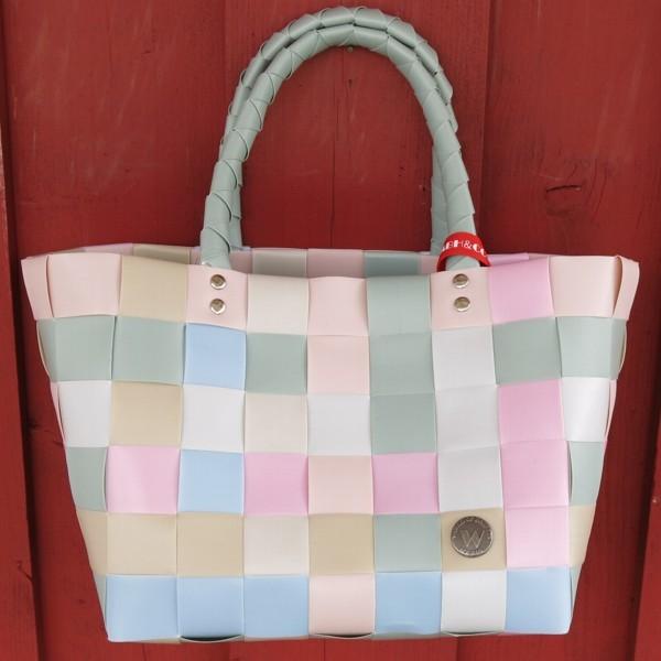 ICE BAG 5008 22 Witzgall Mini Shopper Pastell Einkaufskorb Tasche
