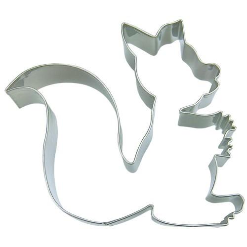 Ausstechform Eichhörnchen 7 cm Ausstecher Städter