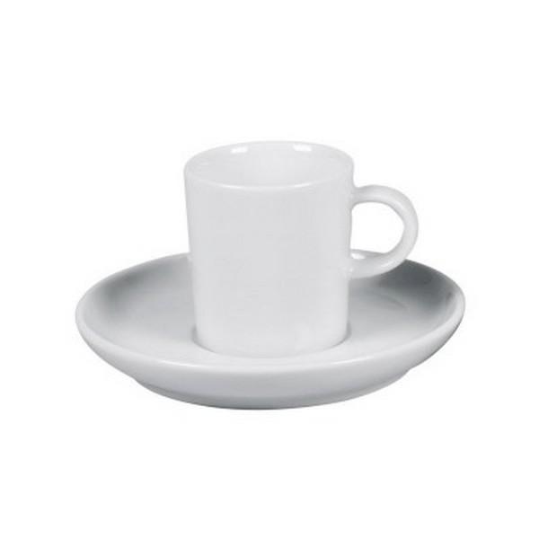 Arzberg Cucina Espressotasse weiß 2 tlg Tasse Porzellan