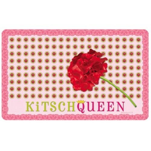 Frühstücksbrettchen Kitschqueen Blume Blümchen & Ko