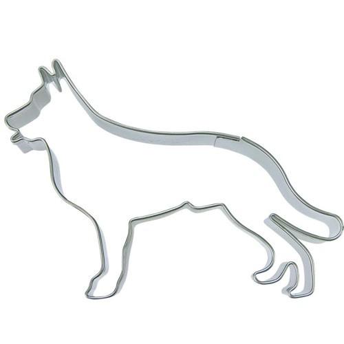 Ausstechform Schäferhund 7 cm Ausstecher Hund Städter
