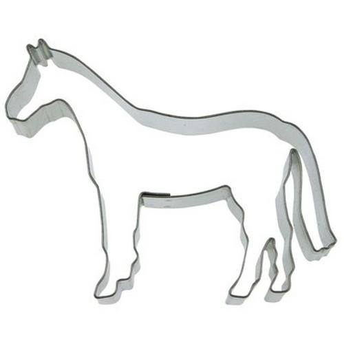Ausstechform Pferd 8 cm Ausstecher Städter