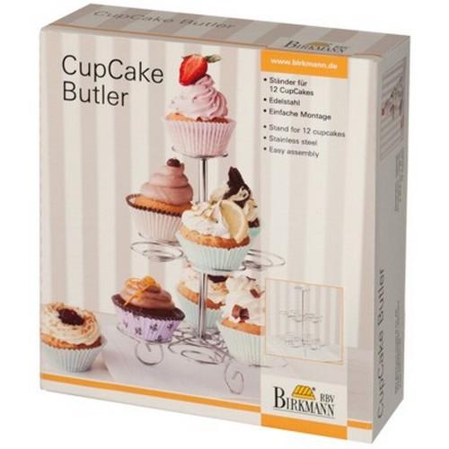Cupcake Butler Etagere Muffinständer für Muffin Cupcake Birkmann
