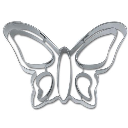Ausstechform Schmetterling 8 cm Ausstecher Städter