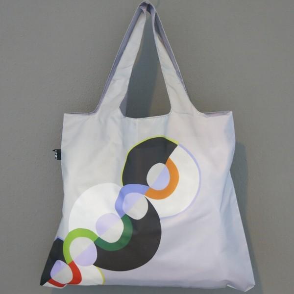 LOQI Tasche ROBERT DELAUNAY Endless Rhythm bag Museum bag Einkaufstasche Shopping