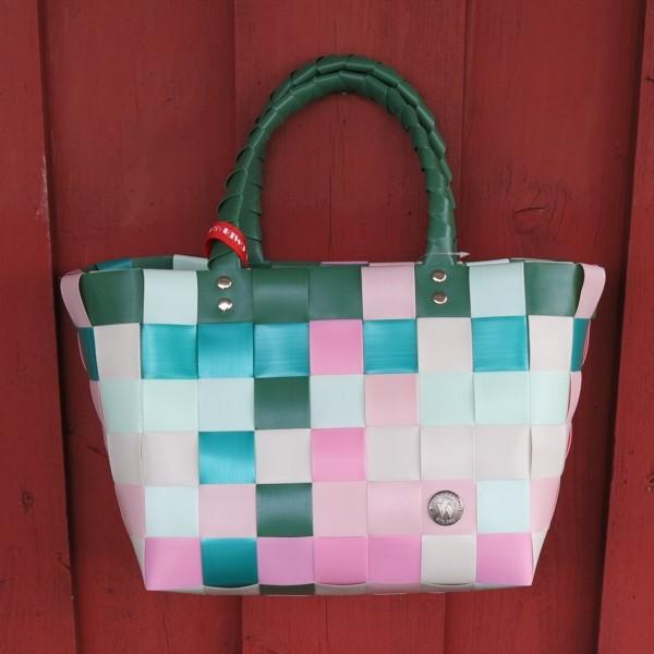 Witzgall ICE BAG 5008 07 Mini Shopper grün rosa