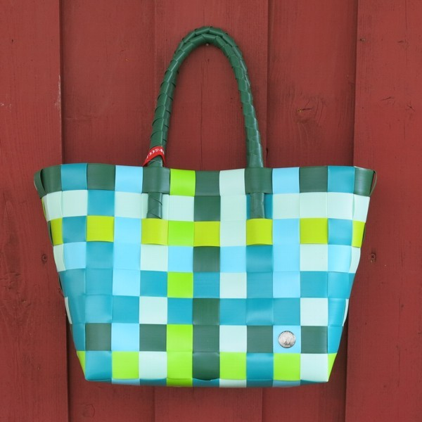 Witzgall ICE BAG 5010 14 Shopper grün türkis mint petrol Einkaufskorb