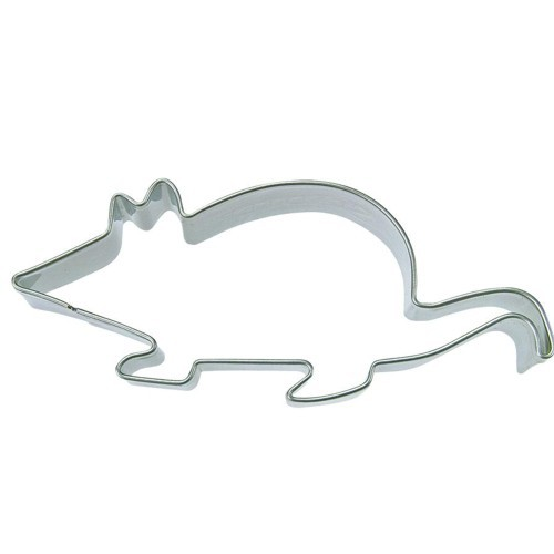 Ausstechform Maus 7 cm Ausstecher Halloween Städter