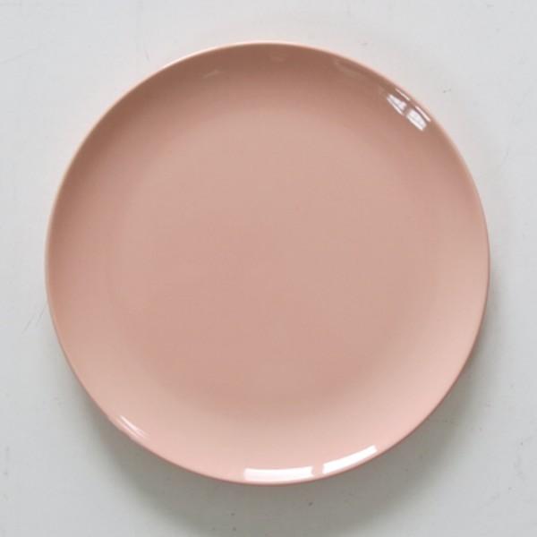 Friesland Trendmix rosa Speiseteller Pastell 50er Jahre