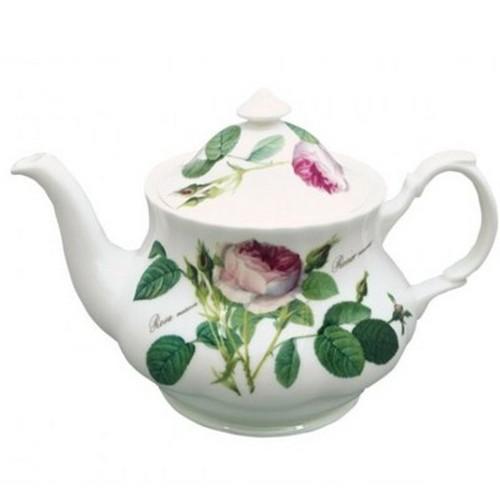 Roy Kirkham Redoute Rose Teekanne 0,9 l Kanne
