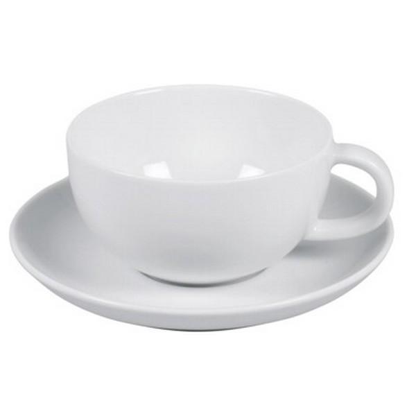 Arzberg Cucina Teetasse weiß Tasse Porzellan