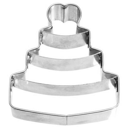 Ausstechform Torte 6 cm Ausstecher Kuchen Birkmann