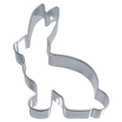 Ausstechform Hase 6,5 cm Ausstecher Osterhase Birkmann