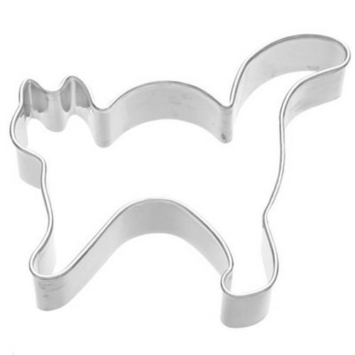 Ausstechform Katze 8,5 cm Ausstecher Halloween Birkmann