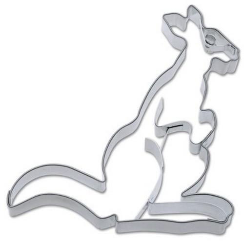 Ausstechform Känguruh 11 cm Ausstecher Städter
