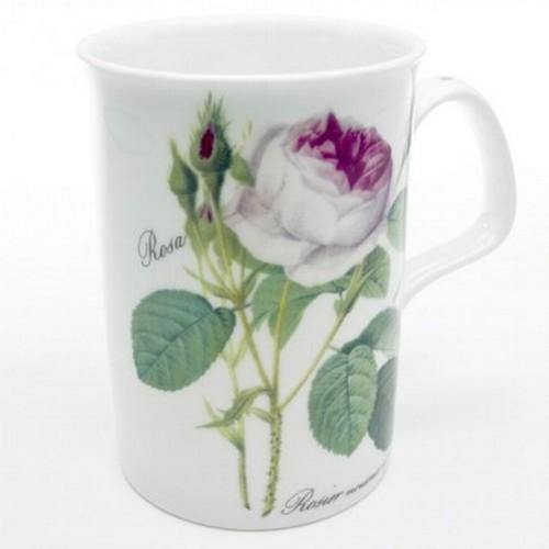 Roy Kirkham Redoute Rose Becher Lancaster Kaffeebecher Teebecher