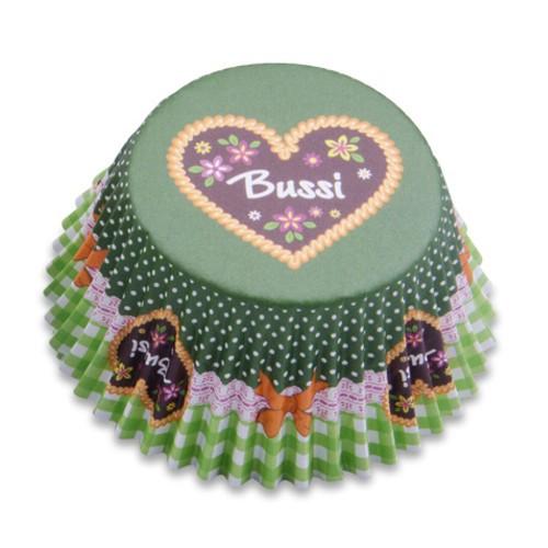 Muffinförmchen Cupcake Aluförmchen Bussi Muffin Städter