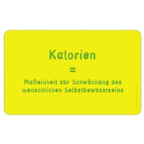 Rannenberg & Friends Frühstücksbrettchen Kalorien Kalorienrechnung