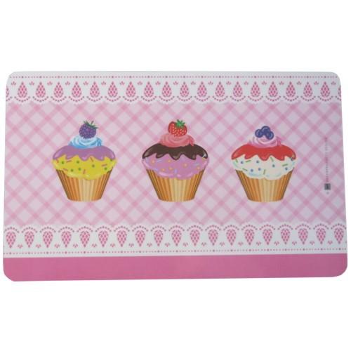 PPD Frühstücksbrettchen Cupcakes Brettchen Cupcake Muffin