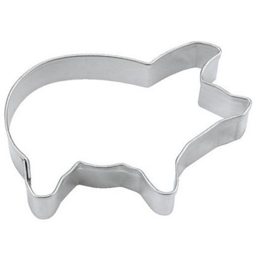 Ausstechform Schwein 8 cm Ausstecher Glücksschwein Städter