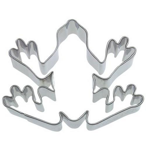 Ausstechform Frosch 6 cm Ausstecher Städter