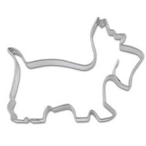 Ausstechform Westie 7 cm Ausstecher Hund Städter