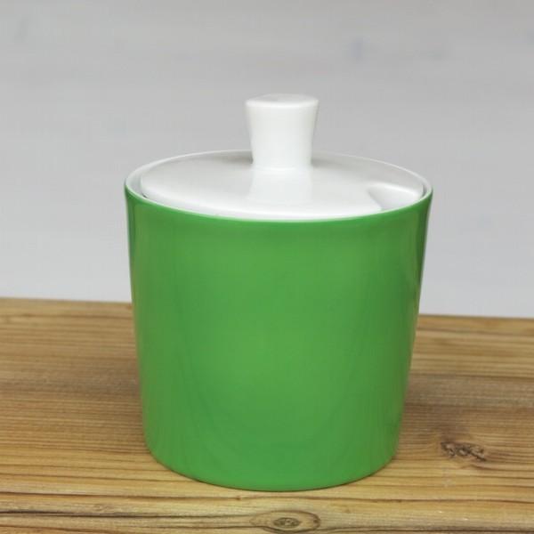 Arzberg Tric Zuckerdose tropic grün Porzellan