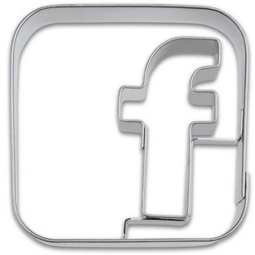 Ausstechform App Friends 5 cm Ausstecher Apps Freunde Städter