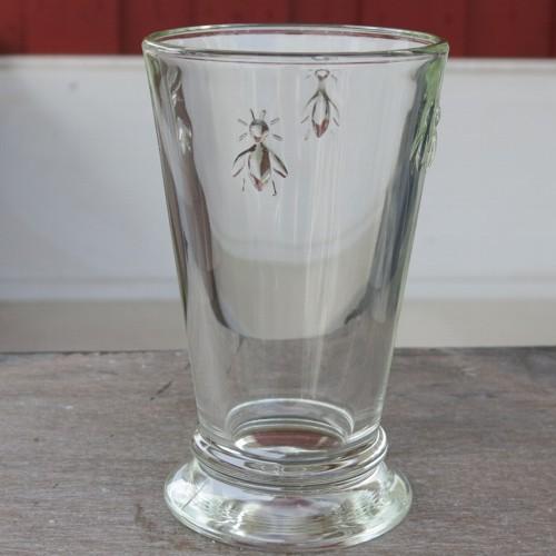 La Rochere Biene Longdrink Trinkglas Abeille 6 Becher hoch