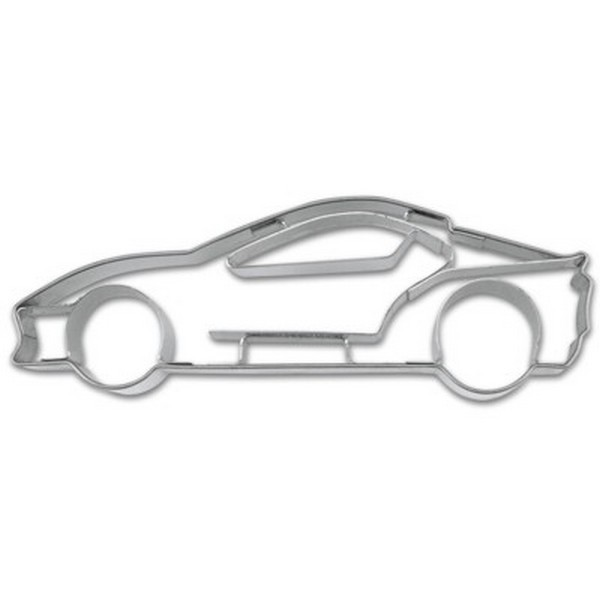 Ausstechform Sportwagen 8,5 cm Ausstecher Auto Städter