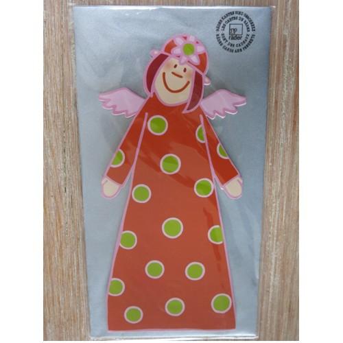 Himmlische Schwestern Florentine Klappkarte Kuvert Karte Engel Weihnacht Angel