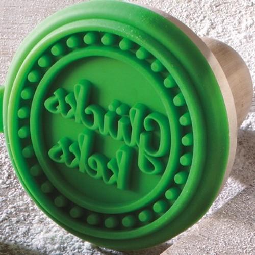 Keks-Stempel Glückskeks 7 cm Cookie Stamp Plätzchen