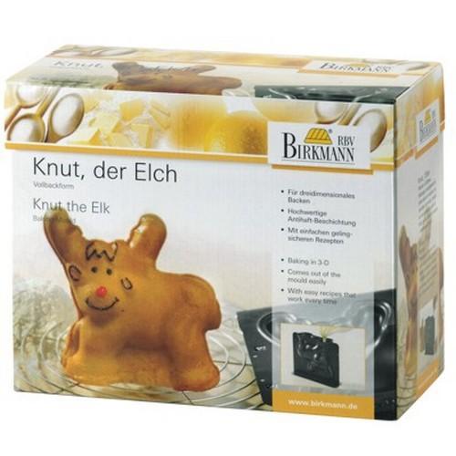 Backform Knut Elch Motivbackform Vollbackform Birkmann