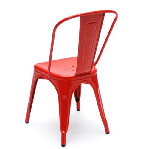 Tolix Stuhl tolix stuhl a rot original chair ebay